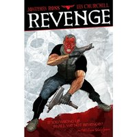 Revenge Graphic Novel Paperback