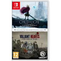 Child of Light & Valiant Hearts Double Pack Nintendo Switch Game