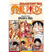 One Piece (Omnibus Edition), Vol. 20 : Includes Vols. 58, 59 & 60 : 20