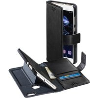 Hama Stand-Up booklet for Huawei P10 Lite, black