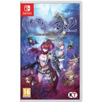 Nights Of Azure 2 Bride Of The New Moon Nintendo Switch Game