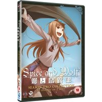 Spice And Wolf Complete Season 2 DVD