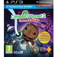 Little Big Planet 2 II Game Of The Year Extras Edition Game
