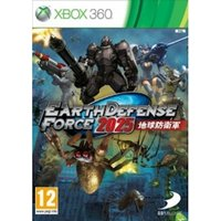 Earth Defence Force 2025 Game