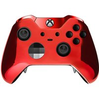 Chrome Red Edition Xbox One Elite Controller