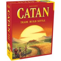 Catan (2015 Edition) Board Game - Damaged Packaging