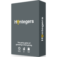 Hintegers (Boxed Card Game)