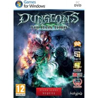Dungeons The Dark Lord Game