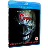 Amazing Adventures Of The Living Corpse, The Blu-ray/DVD Combi