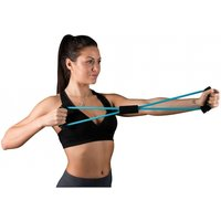 Yoga-Mad Figure Eight Resistance Band Light