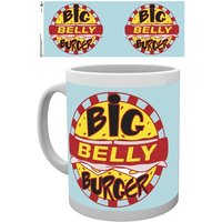 Arrow - Big Belly Burger Mug
