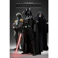 Star Wars Battlefront - Dark Side Maxi Poster