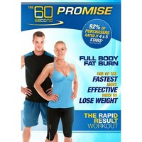 60 Second Promise : Full Body Fat Burn DVD