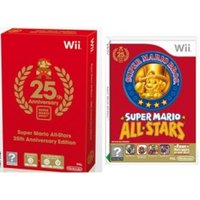 Super Mario All Stars 25th Anniversary Game Wii (Damaged Packaging)