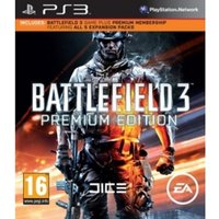 Battlefield 3 Premium Edition Game + Premium Membership