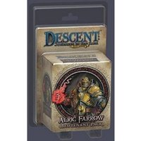 Descent Journeys in the Dark Second Edition Alric Farrow Lieutenant Expansion Pack Board Game