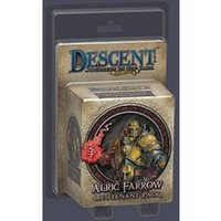 Descent Journeys in the Dark Second Edition Alric Farrow Lieutenant Expansion Pack