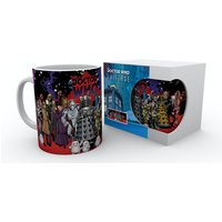 Doctor Who Universe Group Mug