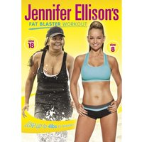 Jennifer Ellison's Fat Blaster Workout DVD