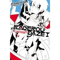 Kagerou Daze, Vol. 1 (light novel): In a Daze