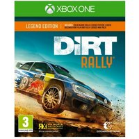Dirt Rally Legend Edition  Xbox One Game + Dirt Rally T-Shirt