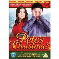 Pete's Christmas DVD