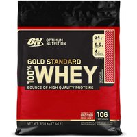 Delicious Strawberry Gold Standard 100% Whey 3.18kg Protein