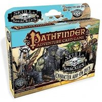 Pathfinder Adventure Card Game Skull & Shackles Character Add-On Deck
