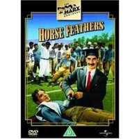 Horse Feathers DVD