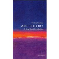 Art Theory: A Very Short Introduction by Cynthia A. Freeland (Paperback, 2003)