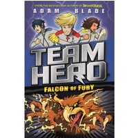 Team Hero: Falcon of Fury : Series 2, Book 3