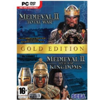 Medieval II 2 Total War Gold Edition Game