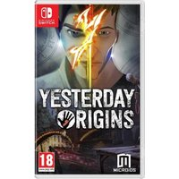 Yesterday Origins Nintendo Switch Game