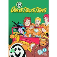 Ghostbusters Witch's Stew 2015 Big Face DVD