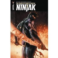 Ninjak Volume 4: The Siege of King's Castle