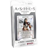 Ashes - Rise of the Phoenixborn: The Path of Assassins Expansion Deck