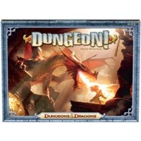 Dungeons & Dragons Dungeon! The Board Game