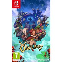 Owlboy Nintendo Switch Game