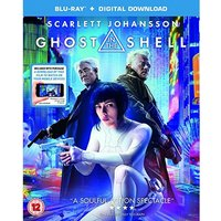 Ghost In The Shell Blu-ray (2017)