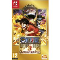 One Piece Pirate Warriors 3 Deluxe Edition Nintendo Switch Game