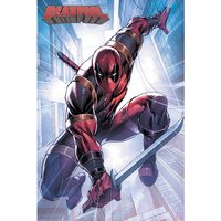 Deadpool - Action Pose Maxi Poster