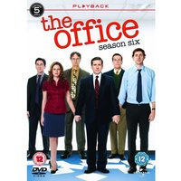 The Office: An American Workplace - Season 6 DVD