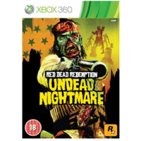 Red Dead Redemption Undead Nightmare Game