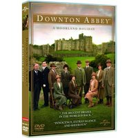 Downton Abbey A Moorland Holiday Christmas Special 2014 DVD