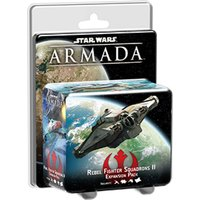 Star Wars Armada Rebel Fighter Squadrons II Expansion