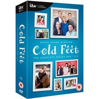 Cold Feet: The Complete Series 1-6 DVD