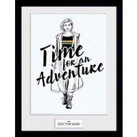 Doctor Who Time For an Adventure Collector Print