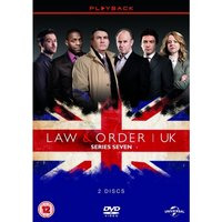 Law & Order UK Series 7 DVD