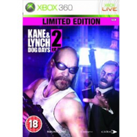Kane & and Lynch 2 Dog Days Limited Edition Game