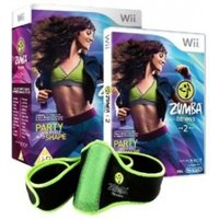 Zumba Fitness 2 (Includes Fitness Belt) Game